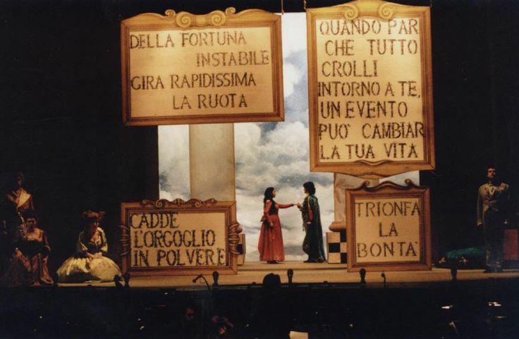 Opera Domani 1999 Cenerentola