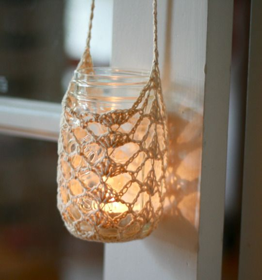 Hanging Jar Covers Perfect For Summer Evenings1