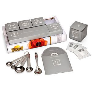 Turn your kitchen into a scientist's lab! Filled with thickeners, emulsifiers and binders that can create jellies, creams and foams for more fun food!Gastronomy Kits, Gift, Food, Starters Kits, Cuisine Kits, Molecular Cuisine, Molecular Gastronomy, Cuisine Starters, Products
