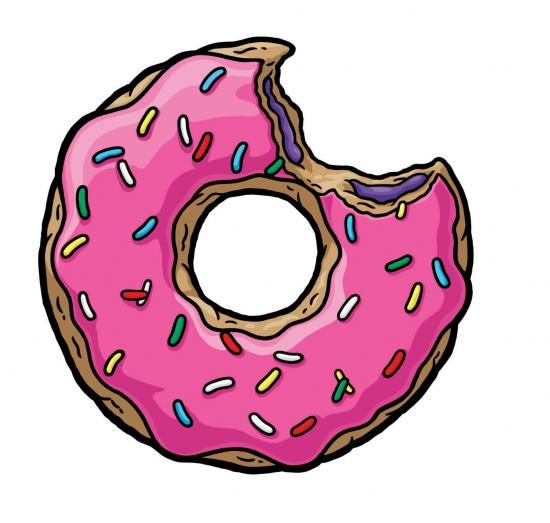 Simpsons Doughnut T Shirt Ideas Pinterest Search