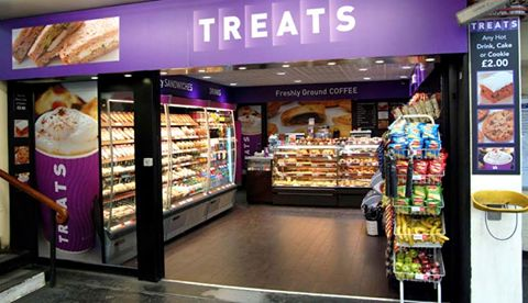 #Treats is the best place to eat healthy and delicious food. Tempt your taste buds by taking a stop   at #Treats and gift yourself a favorite treat. http://www.treatsfoods.co.uk/