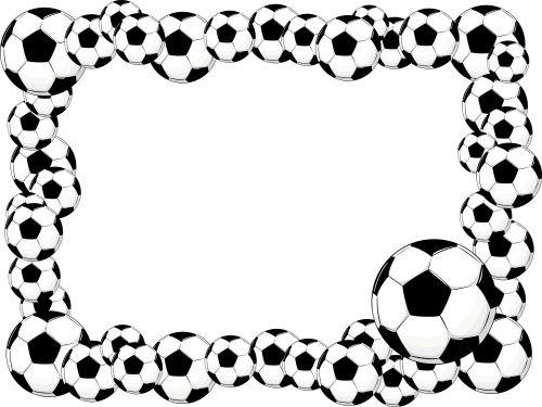Soccer stationary printable