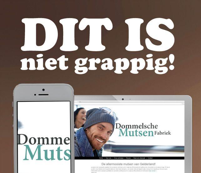Mobielvriendelijkewebsite.nl - Een mobiel vriendelijke website is vanaf 21 april geen luxe meer