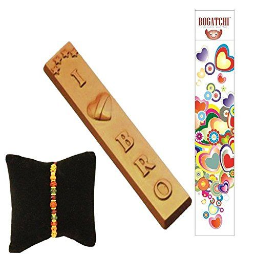 "BOGATCHI Rakhi with Chocolate FREE RAKHI 1 PIECE||  BOGATCHI Rakhi with Chocolate FREE RAKHI 1 PIECE INR 299.00 View Details   A GIFT IN THE OCCASION OF RAKHI   By  ðââââââââ""â'â'FeeDzâ'â'â""âââââââð (Siliguri) - See all my reviews  Verified Purchase(What is this?)  This review is from: BOGATCHI Rakhi with Chocolate FREE RAKHI 1 PIECE (Misc.)  ------------------------------------------------------------------------------ ð"" My Overall Opinion and ð"" User Experience…"