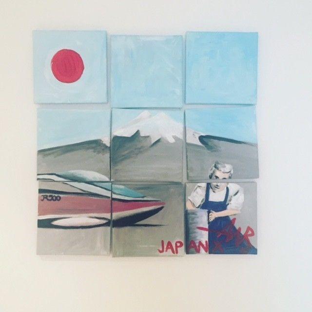 ANNE WERNER* Bild ORIGINAL Kunst GEMÄLDE modern MALEREI abstrakt XXL Acryl NEU