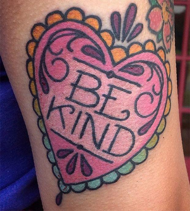 #tattoofriday - Kelly McGrath, USA.