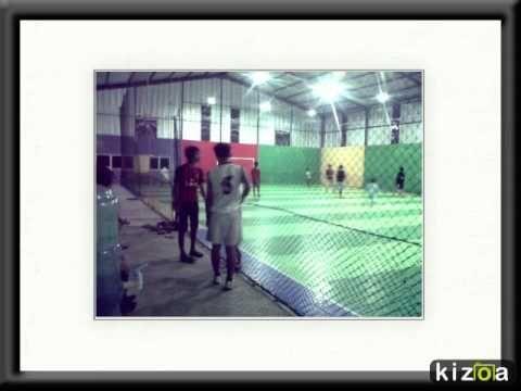 Kizoa Video Maker: lapangan futsal