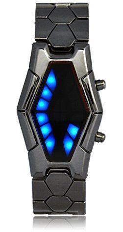 Binary Fashion Led Watch – Japanese Style Inspired LED Watch