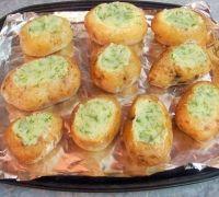 Картофель с начинкой фото рецепт приготовления