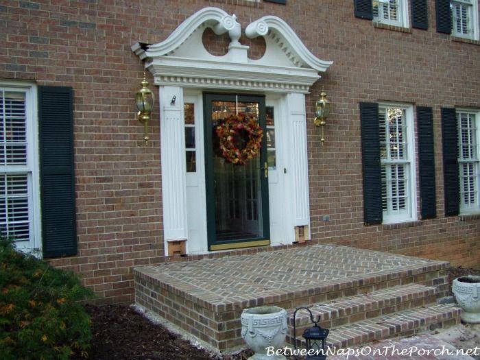 Front Deck Ideas Entrance Porch Designs