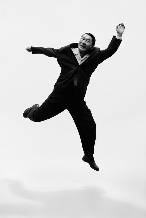 Takeshi Kitano -Alex Majoli