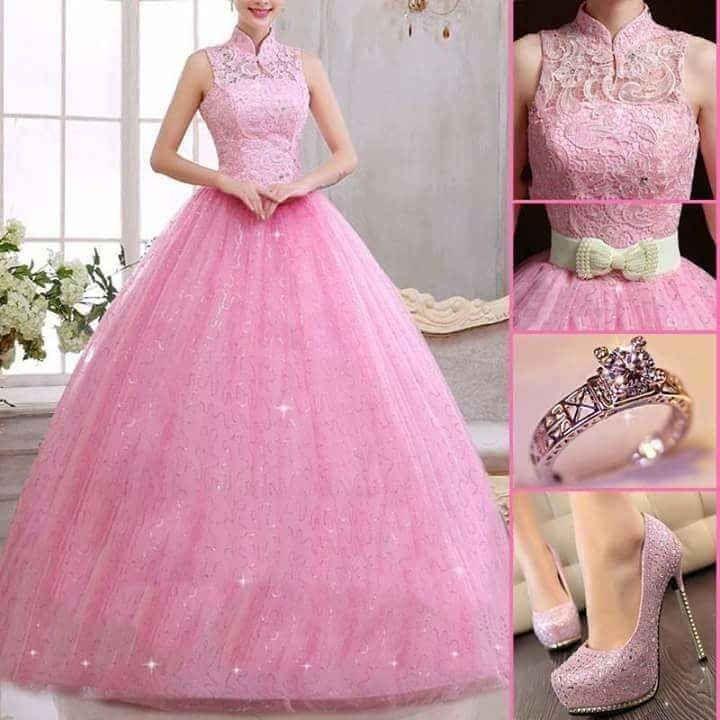Think pink ! - Page 5 5b45512a8b387129c9697e80f73f8922--weeding-dress-awesome-dresses