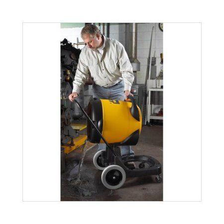 Shop-Vac Industrial Wet/Dry Vacuum, 12gal, 2.5hp, Yellow/Black, Multicolor