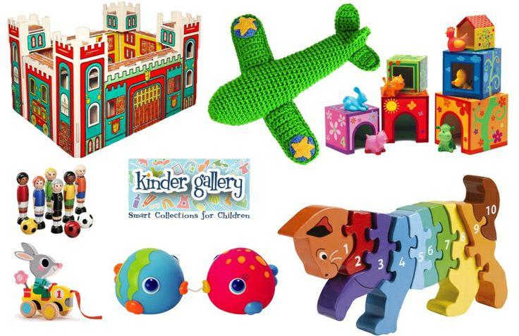 Προτάσεις χριστουγεννιάτικων δώρων από το kindergallery.gr