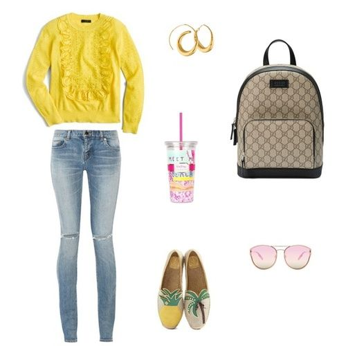 Outfit Inspiration #outfit #ssCollective #ShopStyleCollective #MyShopStyle #currentlywearing #lookoftheday #wearitloveit #getthelook #todaysdetails