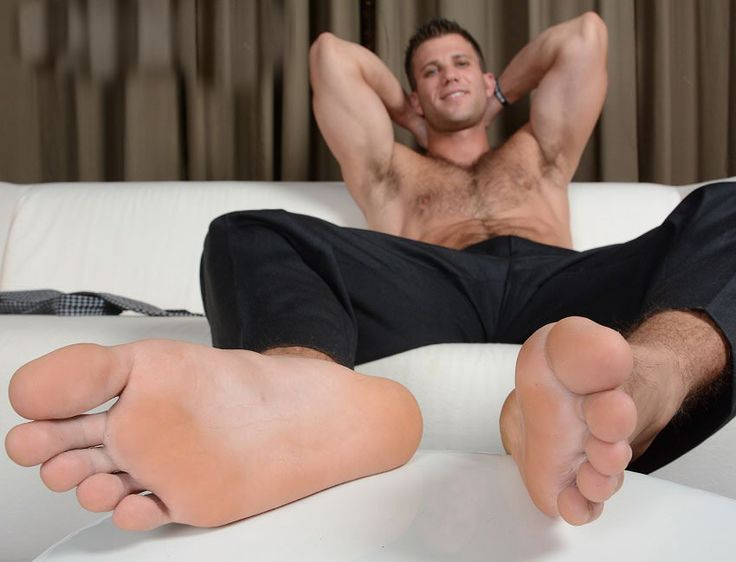 Foot gay links masculino
