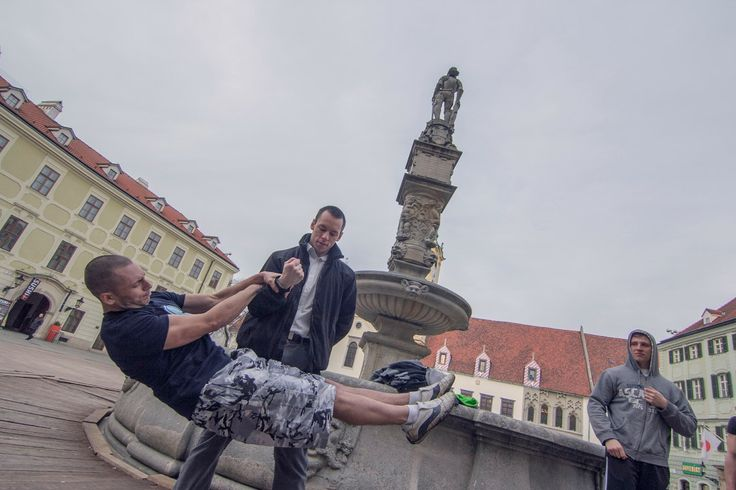 From our promo event in Bratislava - 2.3.2014 #StreetWorkout #Calisthenics #Bratislava #NoWillNoSkill