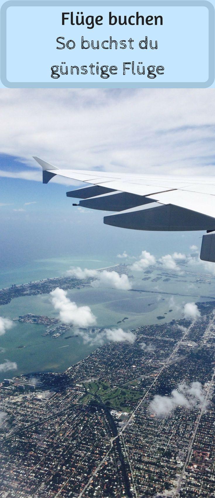 Flüge buchen - So buchst du günstige Flüge. Geht es dir auch so, dass du immer zu viel Geld für deine Flüge ausgibst? Daher habe ich meine Blogger Kollegen gefragt, wie sie bei der Flugbuchung vorgehen, um günstige Preise zu erzielen. Schau dir die Tipps an und viel Spaß bei deiner nächsten Buchung - zum hoffentlich guten Preis. Übrigens: USA-Tipps findest du auf meinem Reiseblog AI SEE THE WORLD