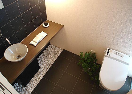 新築の参考にしたいモダンでオシャレなトイレ5選! | 住宅情報 住まいいね
