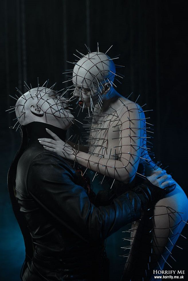 Nsfw Bride Of Pinhead Photoshoot Is Hot As Hell
