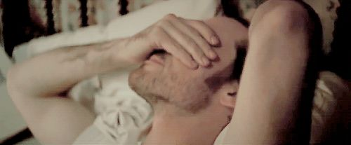 When he ran his hands through his hair in pensive angst | Community Post: 34 Times Colin O'Donoghue O'Ruined Your Life
