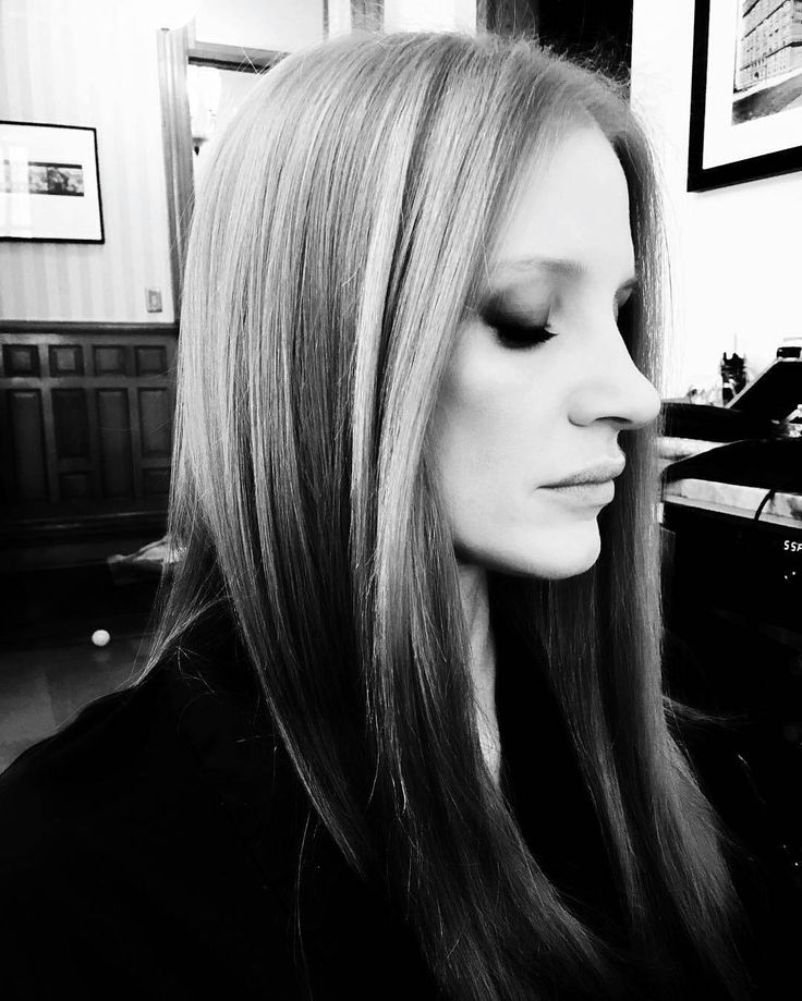 """44.4k Likes, 255 Comments - Jessica Chastain (@jessicachastain) on Instagram: """"Today  by @renatocampora Regram...... Rock #mood for #jessicachastain this morning…"""""""