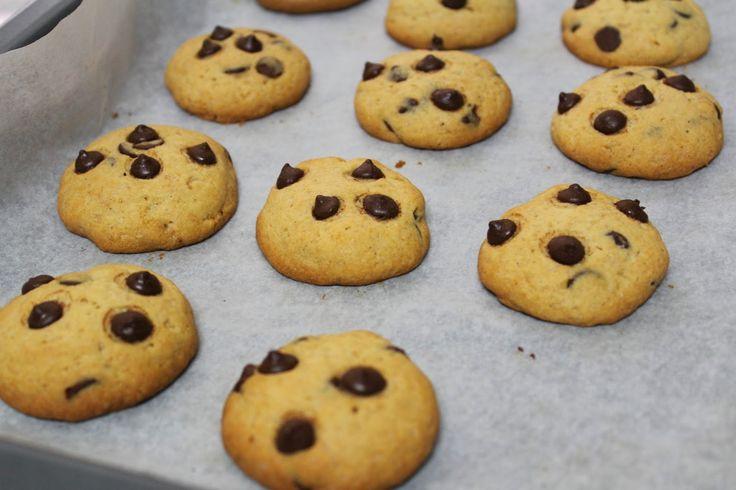 Los fogones de Ana Sevilla: Cookies americanas