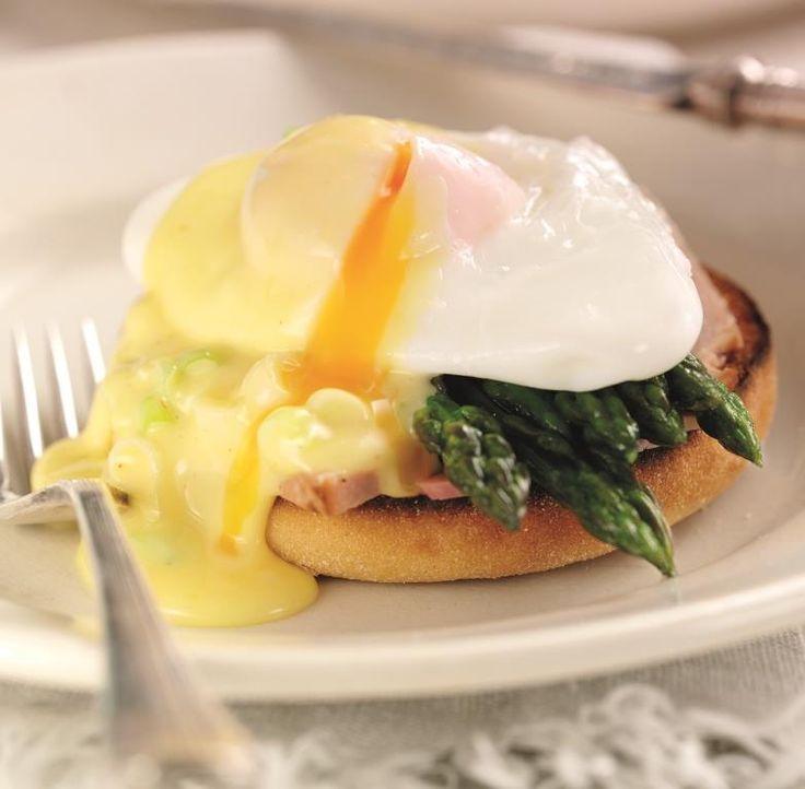 Springtime Eggs Benedict | Egg Recipes - British Lion Eggs