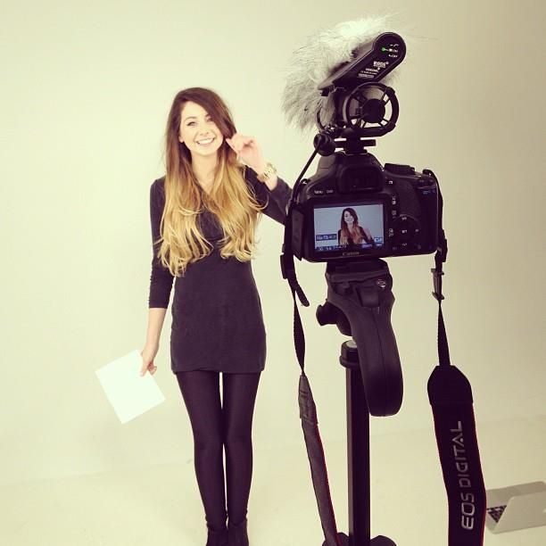 Zoella Leggins Hair Pinterest Zoella