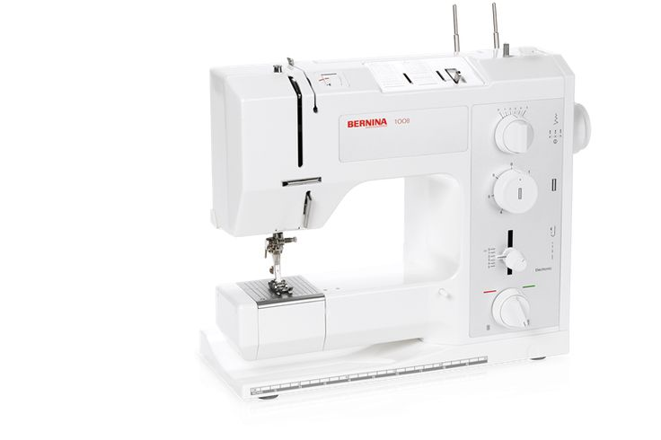 BERNINA 1008 – the classic mechanical machine - BERNINA