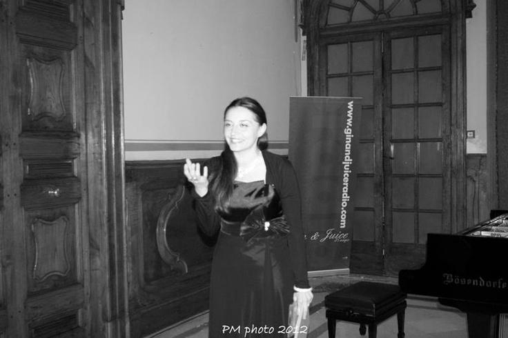 Conduzione del concerto del Maestro Gianluca Di Donato presso il Santuario di Montevergine