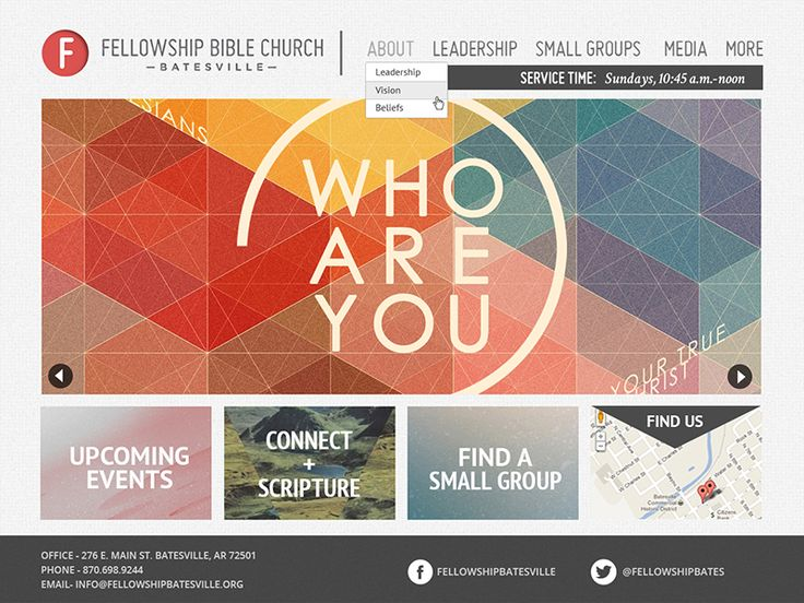 fellowship bible church fe website layoutwebsite ideaswebsite designsweb
