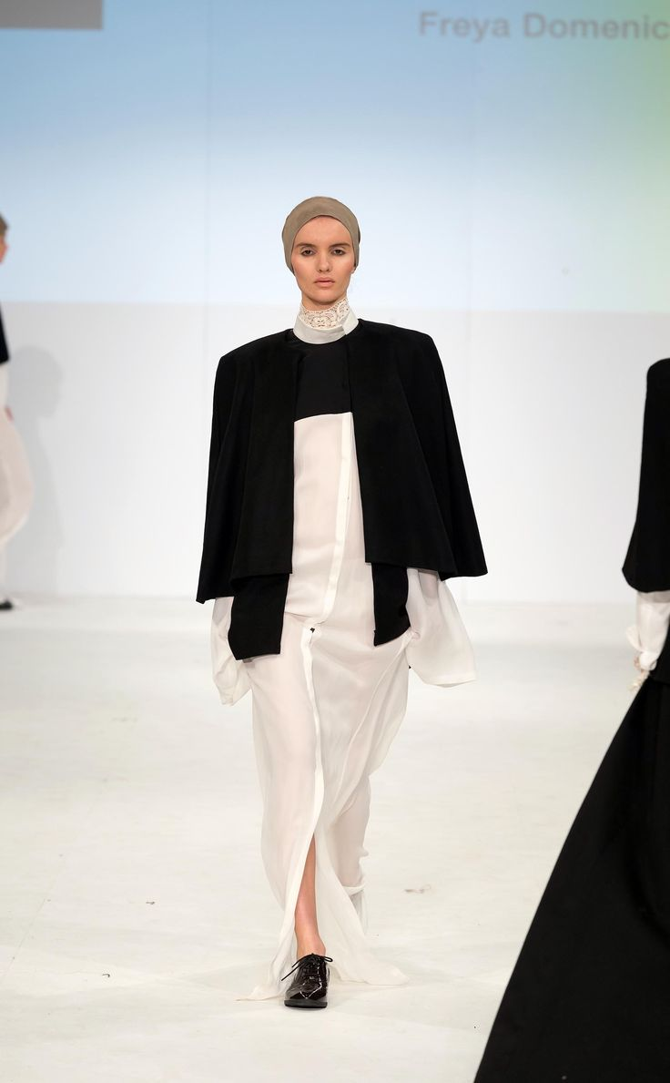 Kingston University student Freya Domenica's work on the catwalk at Graduate Fashion week 2015. Find out more about studying Fashion at KU: http://www.kingston.ac.uk/undergraduate-course/fashion/?utm_source=Pinterest&utm_medium=Social&utm_campaign=KUPinterest&utm_content=gradfashweekSept2015