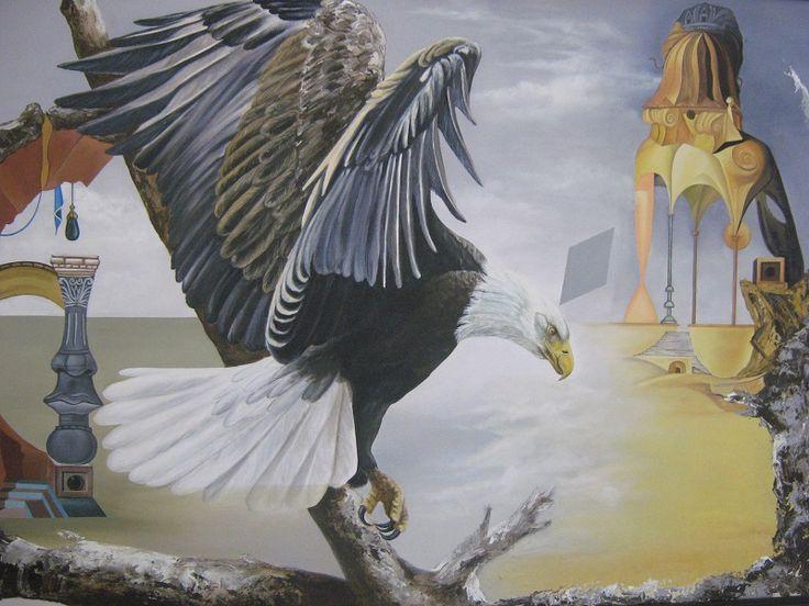 Equivocación 81 cm x 100 cm Oleo-Lienzo 2008 3500€ #arte #art #cuban #CesarIvan