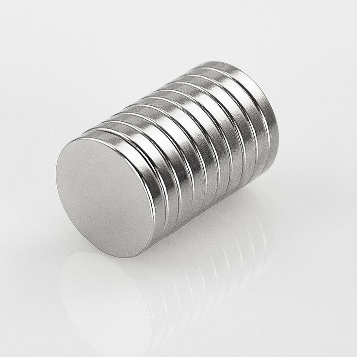 Neodym Magnet Extrem N50 ø 20 x 3 mm in Magnete  • Scheibenmagnete