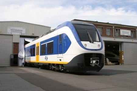 nederlandse treinen - Nieuw uit de fabriek