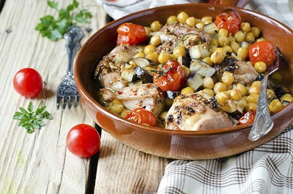 Moroccan+chicken+recipe