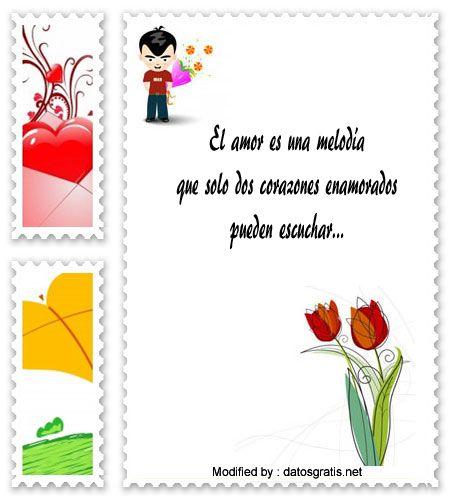 buscar textos bonitos de amor para enamorados,textos bonitos de amor para novios : http://www.datosgratis.net/mensajes-de-amor/