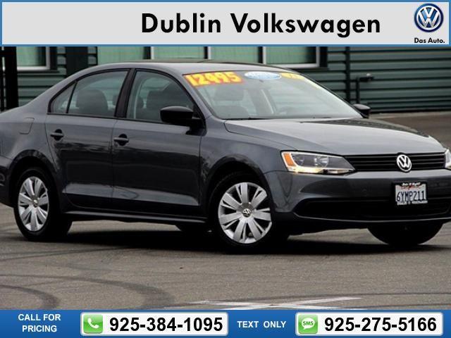 2013 Volkswagen Jetta 2.0L Base 27k miles Call for Price 27745 miles 925-384-1095 Transmission: Automatic  #Volkswagen #Jetta #used #cars #DublinVolkswagen #Dublin #CA #tapcars