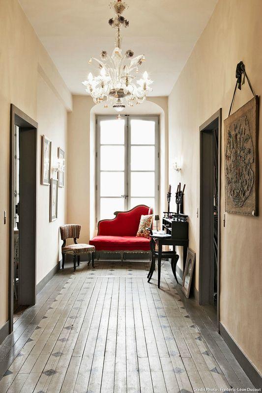 Les 161 meilleures images propos de entr e sur pinterest architecture maison et portes noires for Peindre le parquet
