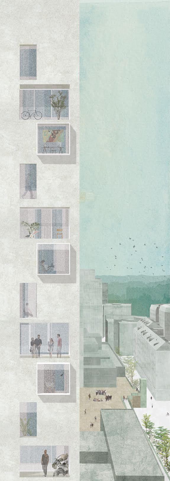Metamorphosis of a Monument - Florent Leung & Maxime Duquet