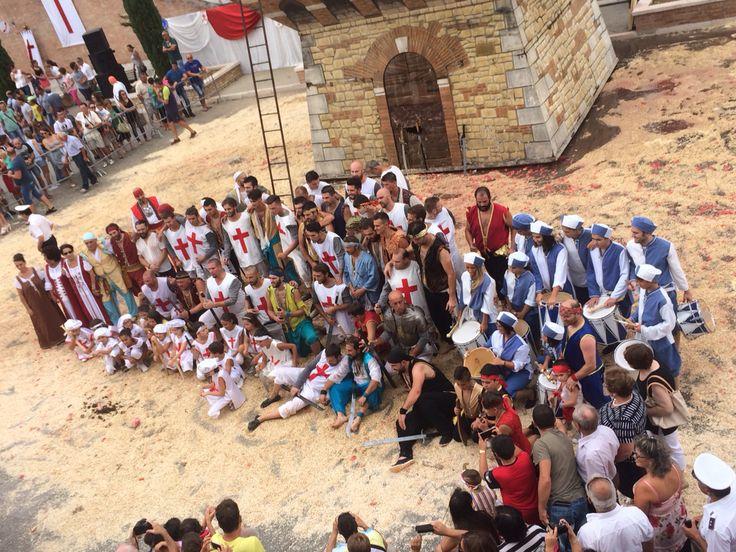 Festa della Madonna del Rosario di Tollo.