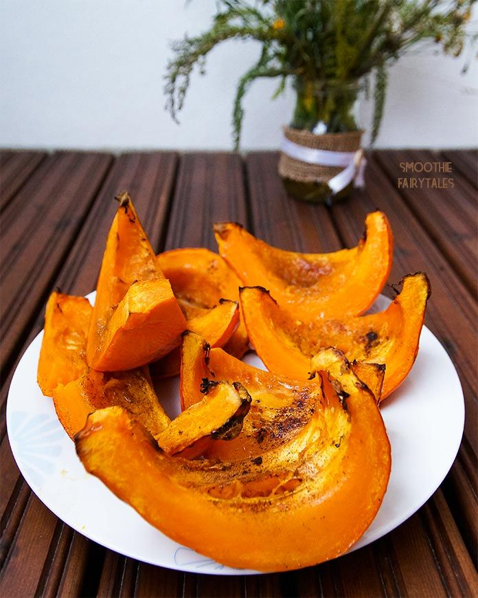 The best oven-roasted pumpkin recipe. It makes a perfect base for any sweet or salty pumpkin-recipe or can be enjoyed the way it is. Super yummy! READ MORE