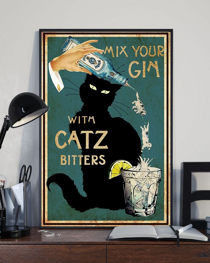 Mix Your Gin with Catz Bitters in 2020 Gin, Bitter, Home