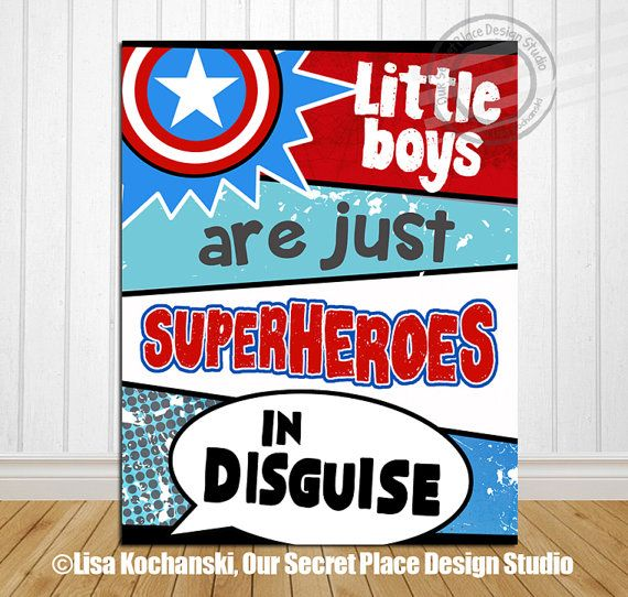 Best 25+ Superhero room decor ideas on Pinterest | Boys ...