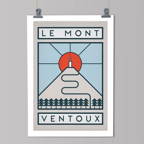 The Routes: Le Mont Ventoux