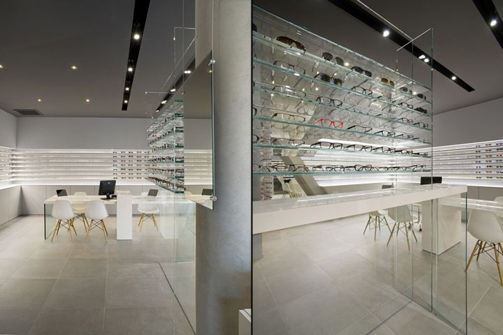 25 best ideas about optical shop on pinterest optometry - Cabinet d architecture grenoble ...