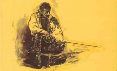 """""""No era el hombre más honesto ni el más piadoso, pero era un hombre valiente"""""""