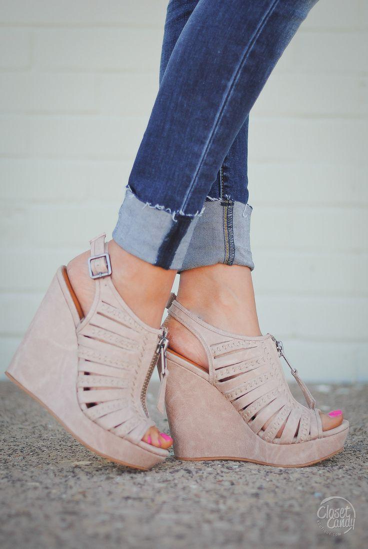 Top of the World Wedge Sandal | wedges heels | | wedges | | wedges shoes | | cute wedges | | trendy wedges | | fashion | https://www.locket-world.com/