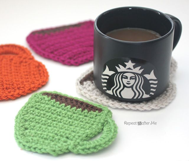Free Crochet Coaster Patterns for Every Occasion